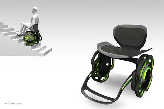 Sedie A Rotelle Per Scale : Sedia a rotelle quatro per salire le scale scale per disabili