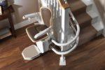 Miniascensore domestico salise di stannah scale per disabili for Stannah montascale prezzi